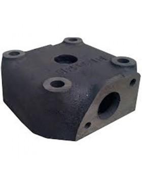 Головка блока цилиндров пускового двигателя ПД-10 П-350 Д24.033-Б 350.01.080.00
